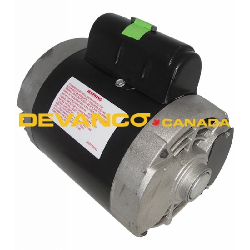 K20 1050c 2p Liftmaster Electric Motor 12 Hp Nema 1