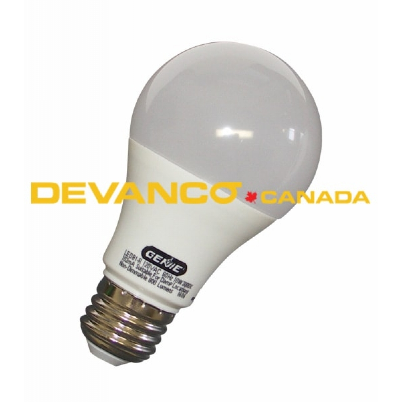 Garage Door Openers And Led Light Bulbs: Genie Garage Door Opener LED Bulb LEDB1-R 1Pkg