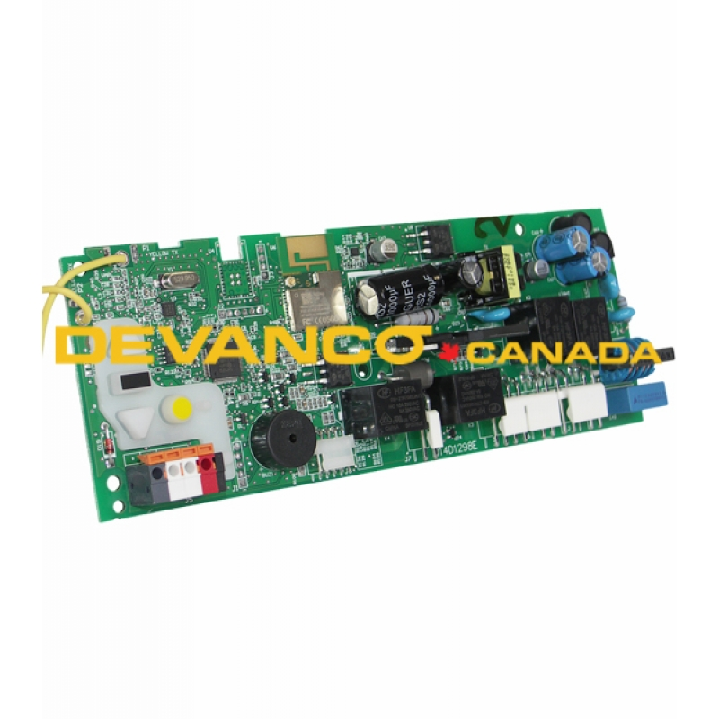 Medium Duty Logic Board with Receiver Part K001A6424-2 Integrated 315MHz Receiver